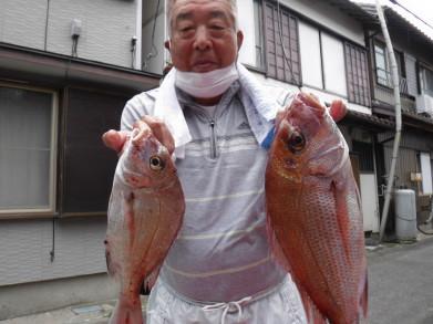 奥村釣船の2020年10月22日(木)4枚目の写真