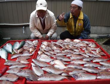 奥村釣船の2020年10月22日(木)5枚目の写真