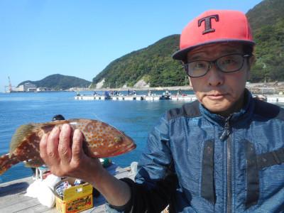 由良海つり公園&釣堀ランドの2020年10月25日(日)1枚目の写真