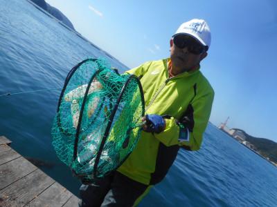由良海つり公園&釣堀ランドの2020年10月25日(日)2枚目の写真