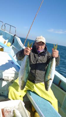 釣り船 秀進丸の2020年10月26日(月)2枚目の写真