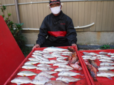 奥村釣船の2020年10月23日(金)1枚目の写真