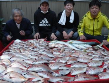奥村釣船の2020年10月23日(金)2枚目の写真