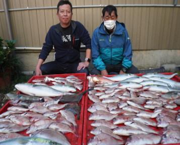 奥村釣船の2020年10月25日(日)4枚目の写真