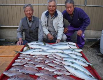 奥村釣船の2020年10月26日(月)1枚目の写真