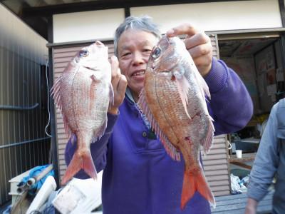 奥村釣船の2020年10月26日(月)2枚目の写真