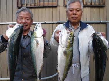 奥村釣船の2020年10月26日(月)3枚目の写真