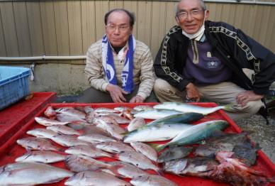 奥村釣船の2020年10月27日(火)2枚目の写真