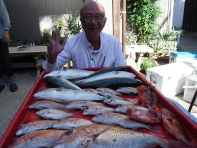奥村釣船の2020年10月27日(火)3枚目の写真