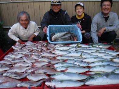 奥村釣船の2020年10月27日(火)4枚目の写真