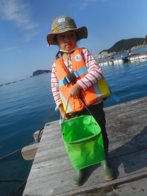 由良海つり公園&釣堀ランドの2020年10月28日(水)1枚目の写真