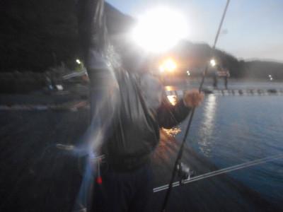 由良海つり公園&釣堀ランドの2020年10月28日(水)2枚目の写真