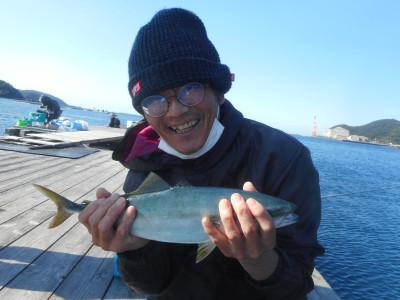 由良海つり公園&釣堀ランドの2020年10月31日(土)1枚目の写真