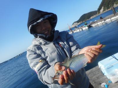 由良海つり公園&釣堀ランドの2020年10月31日(土)2枚目の写真
