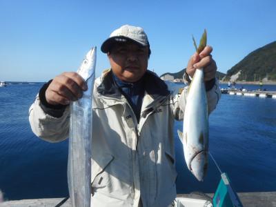 由良海つり公園&釣堀ランドの2020年10月31日(土)3枚目の写真