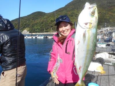由良海つり公園&釣堀ランドの2020年10月31日(土)4枚目の写真