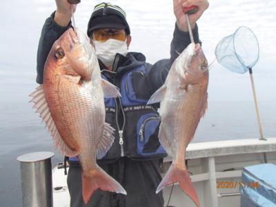 秀吉丸の2020年11月6日(金)3枚目の写真