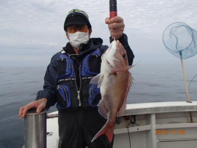 秀吉丸の2020年11月6日(金)4枚目の写真