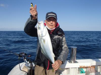 秀吉丸の2020年11月12日(木)3枚目の写真