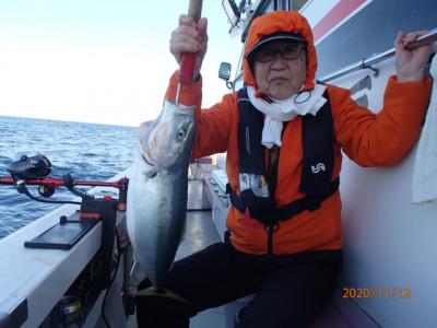 秀吉丸の2020年11月12日(木)4枚目の写真