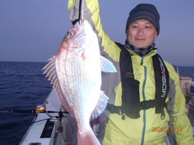 秀吉丸の2020年11月12日(木)5枚目の写真