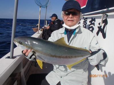 秀吉丸の2020年11月15日(日)1枚目の写真