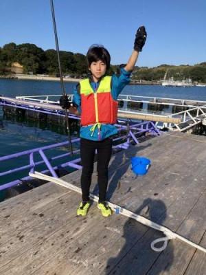 阿久根シーパークの2020年11月15日(日)3枚目の写真