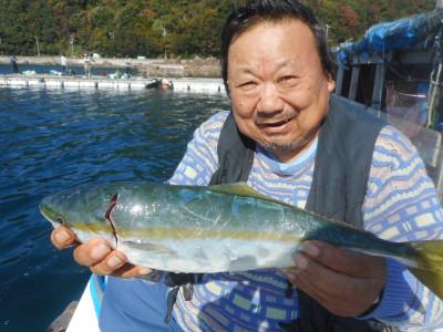 由良海つり公園&釣堀ランドの2020年11月17日(火)2枚目の写真