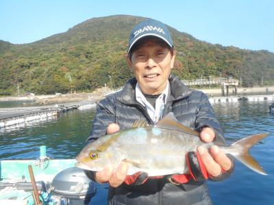 由良海つり公園&釣堀ランドの2020年11月17日(火)3枚目の写真