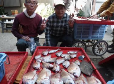 奥村釣船の2020年11月15日(日)3枚目の写真