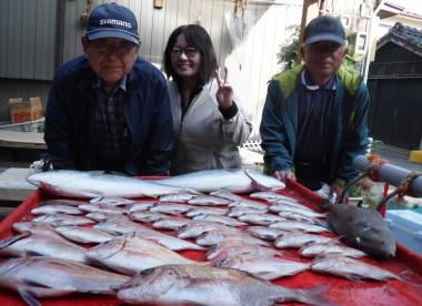 奥村釣船の2020年11月16日(月)2枚目の写真