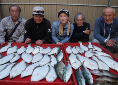 奥村釣船の2020年11月17日(火)2枚目の写真