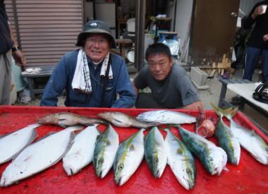 奥村釣船の2020年11月17日(火)3枚目の写真