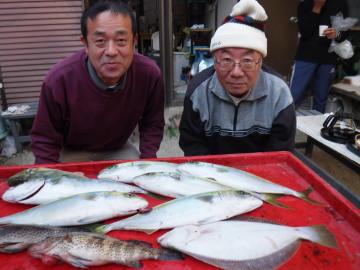 奥村釣船の2020年11月17日(火)4枚目の写真