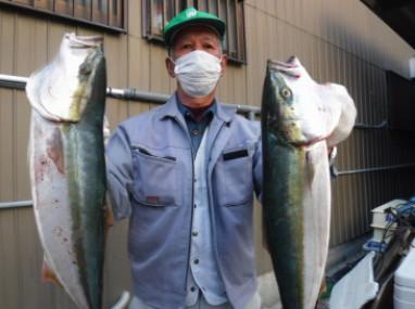 奥村釣船の2020年11月18日(水)1枚目の写真