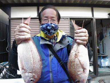 奥村釣船の2020年11月18日(水)2枚目の写真
