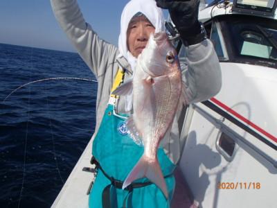 秀吉丸の2020年11月18日(水)3枚目の写真