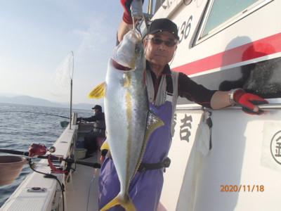 秀吉丸の2020年11月18日(水)5枚目の写真
