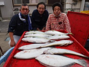 奥村釣船の2020年11月19日(木)1枚目の写真