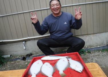 奥村釣船の2020年11月19日(木)2枚目の写真