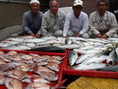 奥村釣船の2020年11月19日(木)4枚目の写真