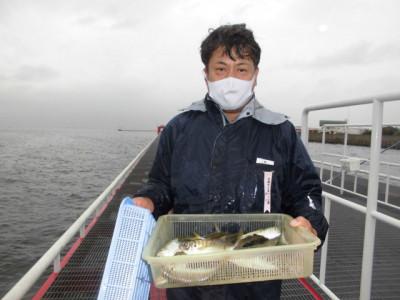 尼崎市立魚つり公園の2020年11月20日(金)2枚目の写真
