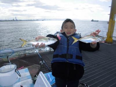 尼崎市立魚つり公園の2020年11月21日(土)2枚目の写真