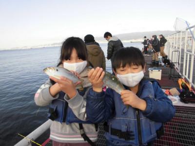 尼崎市立魚つり公園の2020年11月22日(日)1枚目の写真