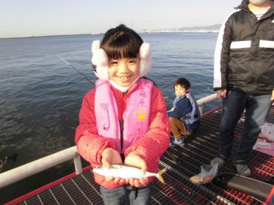 尼崎市立魚つり公園の2020年11月22日(日)2枚目の写真
