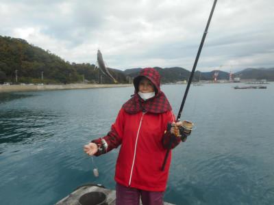 由良海つり公園&釣堀ランドの2020年11月22日(日)1枚目の写真