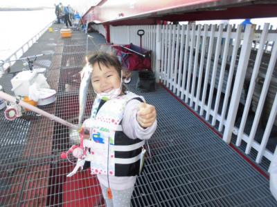 尼崎市立魚つり公園の2020年11月23日(月)1枚目の写真