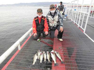 尼崎市立魚つり公園の2020年11月25日(水)2枚目の写真