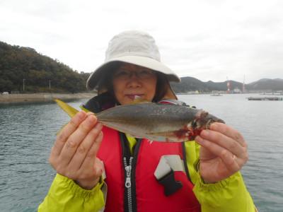 由良海つり公園&釣堀ランドの2020年11月25日(水)1枚目の写真