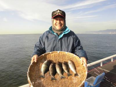 尼崎市立魚つり公園の2020年11月26日(木)1枚目の写真
